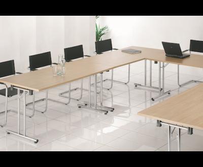FOLDING tárgyaló-és konferencia asztal