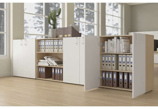 NOVA tároló szekrény