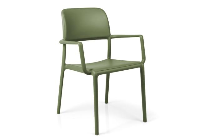 Riva kerti szék