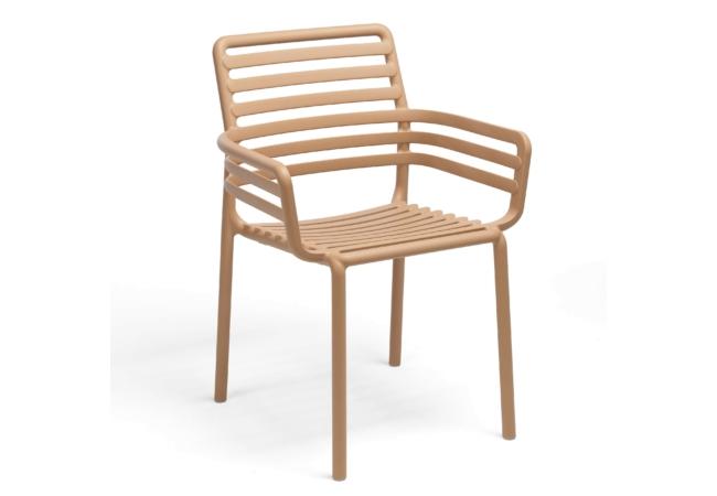 Doga kerti szék