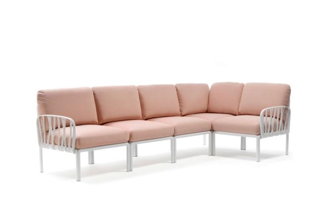 Komodo kerti kanapé