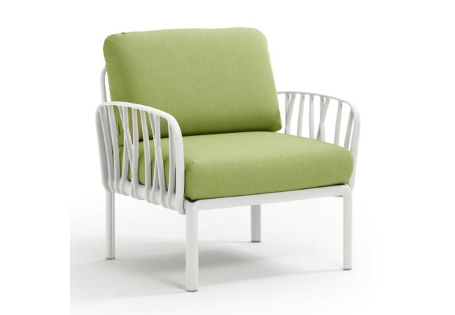 Komodo kerti fotel