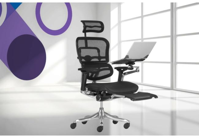 ERGOHUMAN PLUS vezetői szék