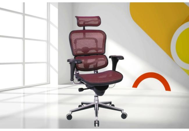 ERGOHUMAN vezetői szék