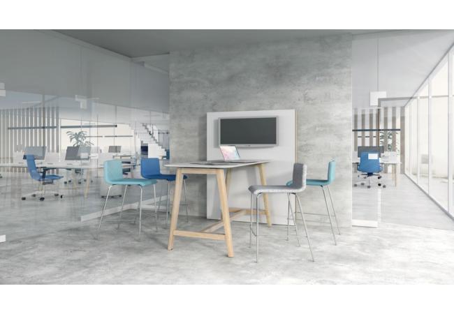 NOVA WOOD bárasztal