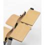 Kép 9/12 - Star 8500 előadó és oktatótermi szék