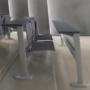 Kép 3/12 - SYMPOSIUM előadó és oktatótermi szék