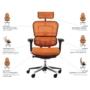Kép 3/8 - ERGOHUMAN vezetői szék