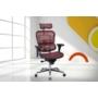 Kép 1/8 - ERGOHUMAN vezetői szék