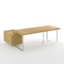 Kép 9/9 - PLANA vezetői asztal